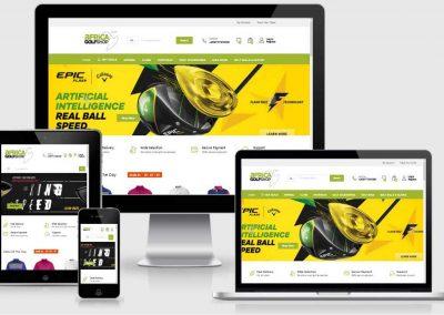 Online Golf Store